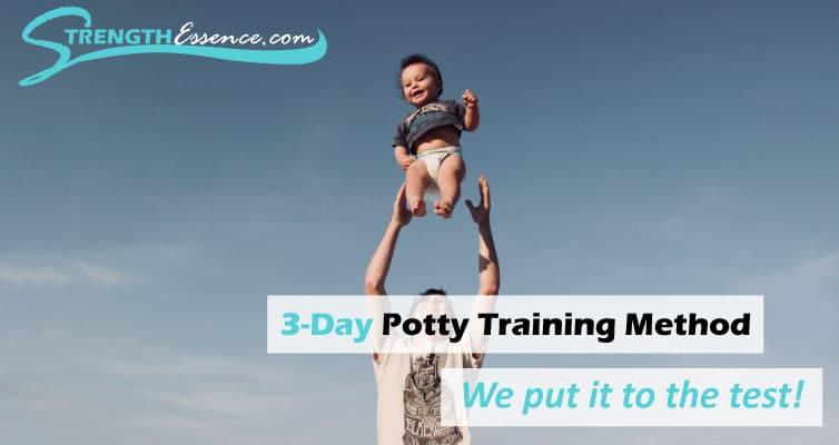 3-Day Potty Training Method