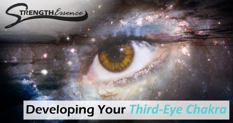 Developing Your Third-Eye Chakra
