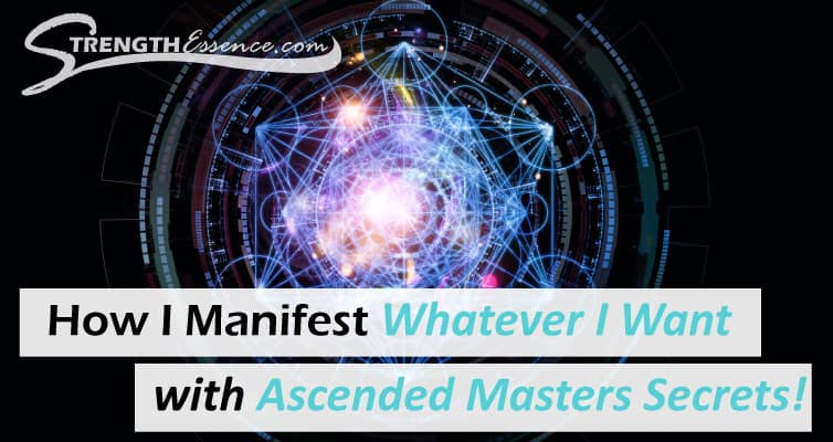 ascended masters manifestation techniques / the best manifesting techniques