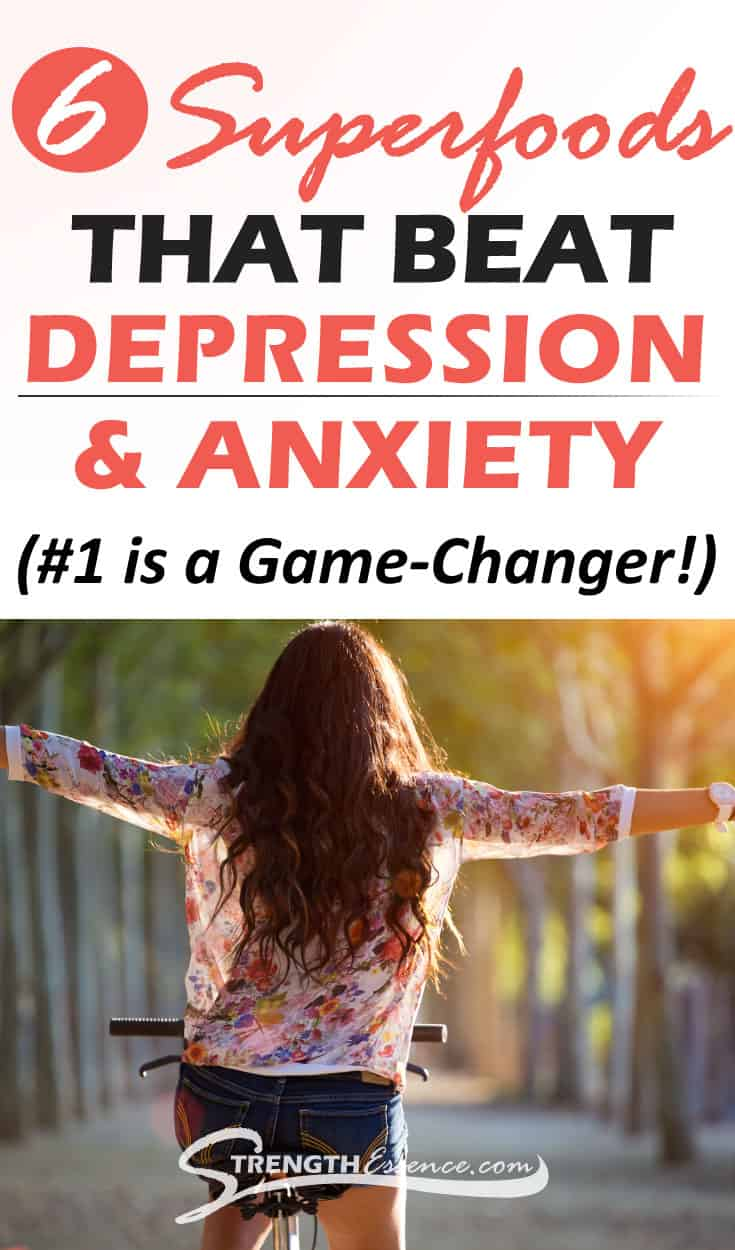 6 Natural Remedies for Depression & Anxiety (#1 is a Game