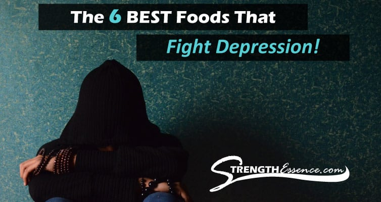 6 Best Foods that Fight Depression