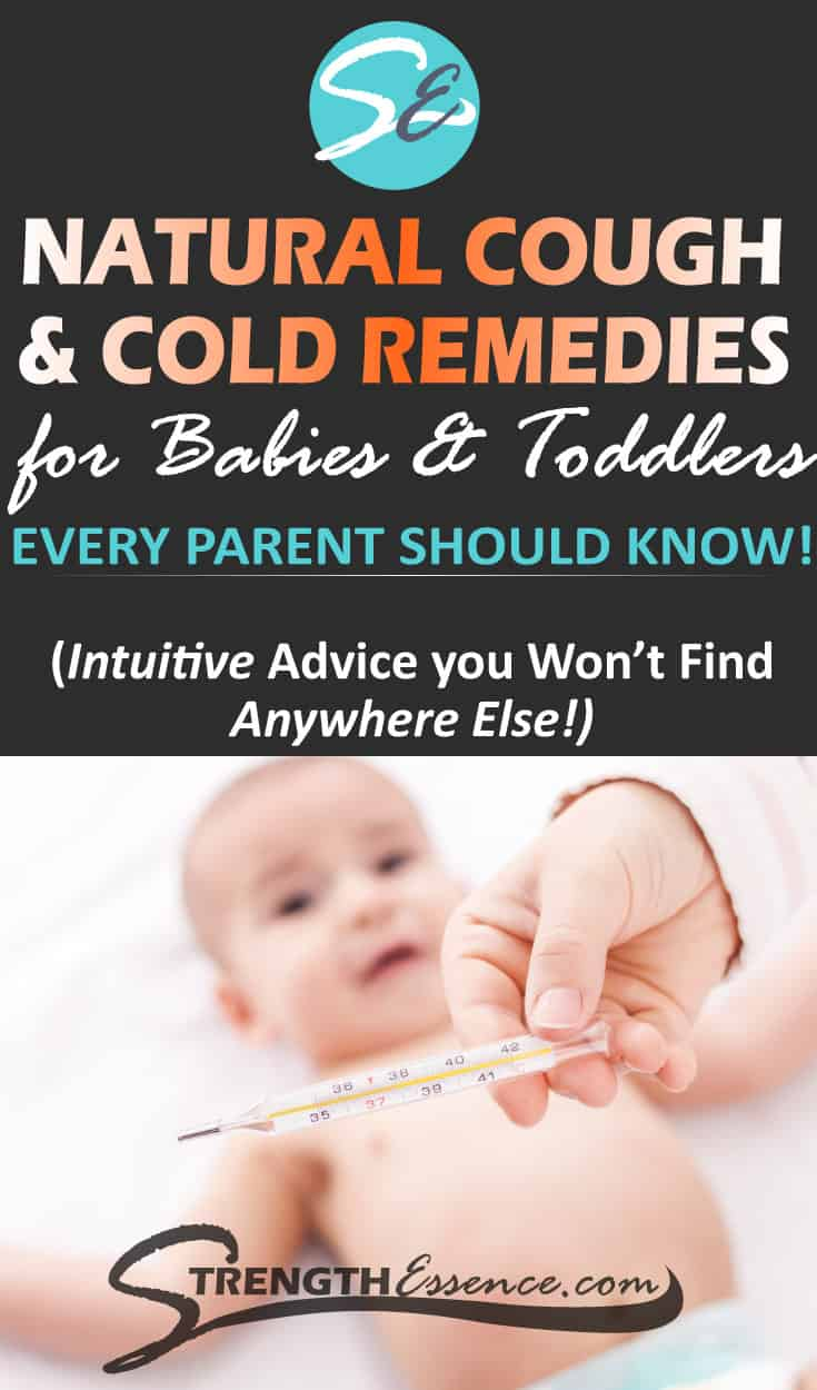 Natural Cough And Cold Remedies For Toddlers And Babies