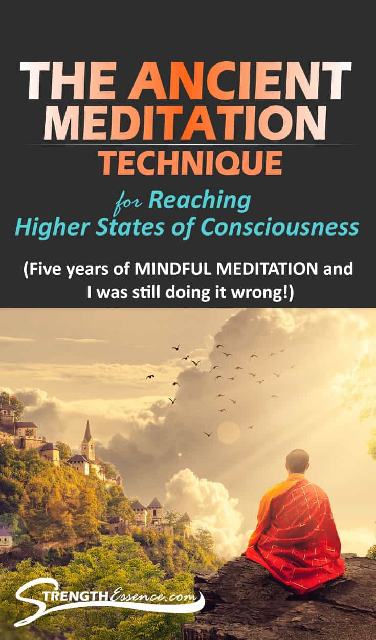 This ANCIENT MEDITATION will help you reach HIGHER STATES OF CONSCIOUSNESS! Lucid dreams, spirit guide & angel communication, & Divine Guidance are easier with this meditation technique! When practiced correctly, you'll be able to quiet your mind faster, reach deeper levels of meditation, and reach higher levels of awareness. #higherconsciousness #raiseyourvibration #meditation #meditationtips #mindfulnessmeditation