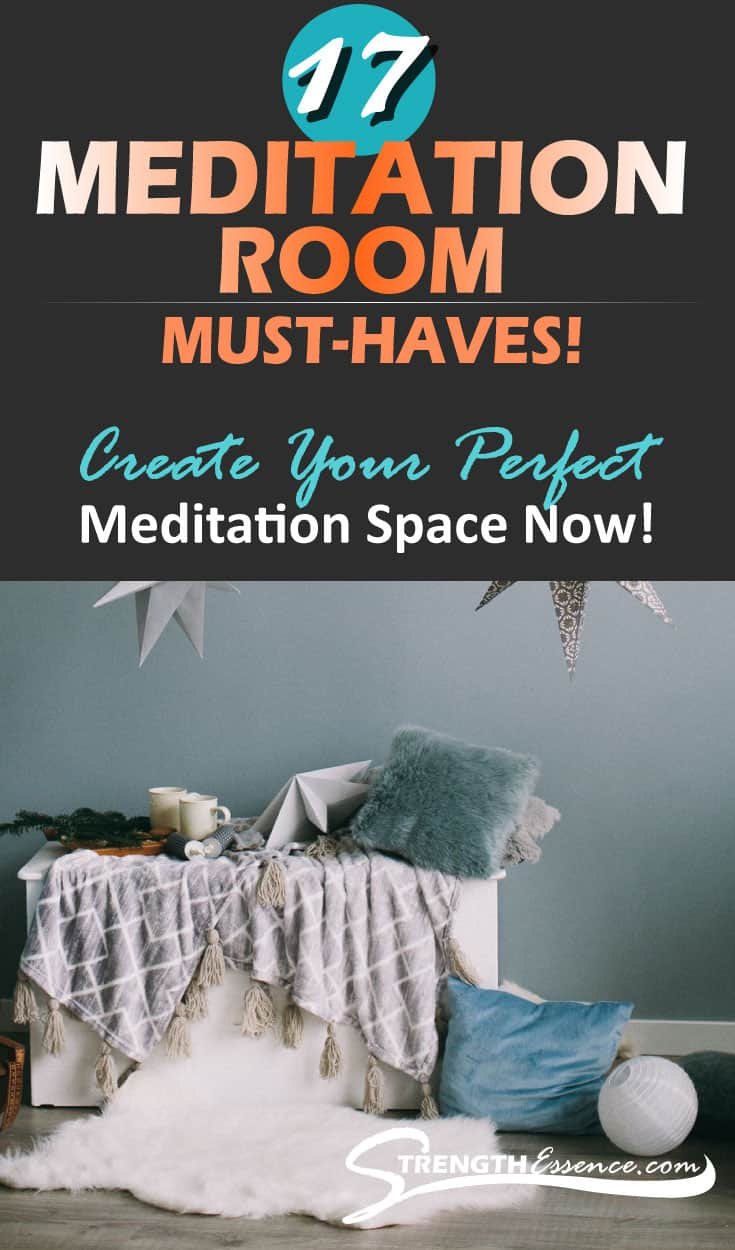 Meditation space supplies, tools, gifts and accessories