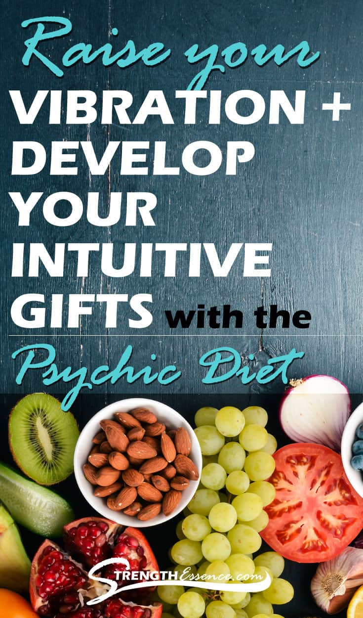 Psychic Diet / Develop your Intuition Diet