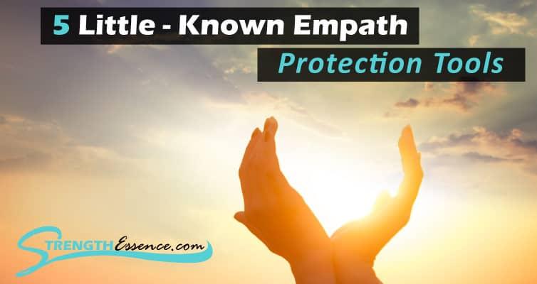 empath protection shield