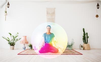 Empath Shielding Technique Bubble of White Light