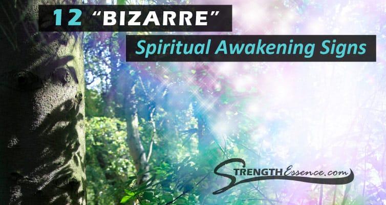 Spiritual Awakening Signs / Spiritual Signs of Awakening