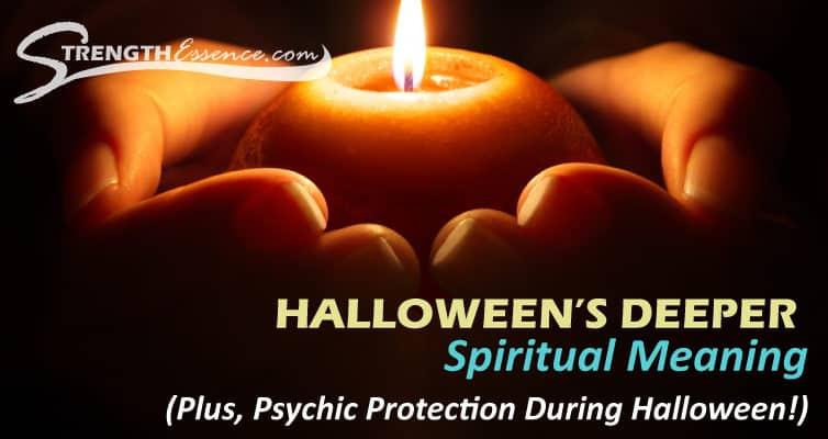 spiritual halloween / halloween spiritual meaning