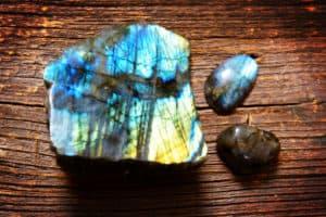 Labradorite Crystals for Empaths