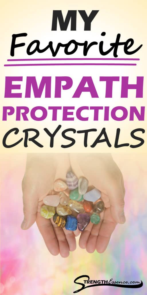 empath protection crystals