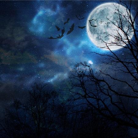 halloween full moon ritual