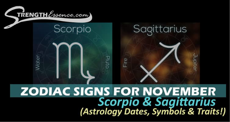 november birthday zodiac sign