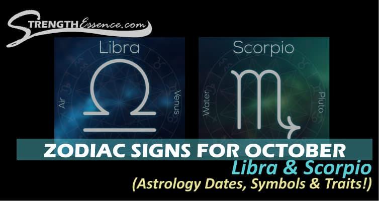 october birthday zodiac signs