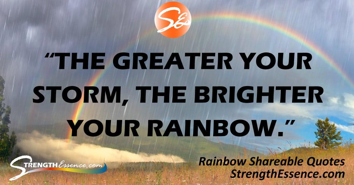 Rainbow Quotes - #rainbowquotes #rainbow #inspirationalquotes #inspirationalquotesmotivation #motivationalquotes