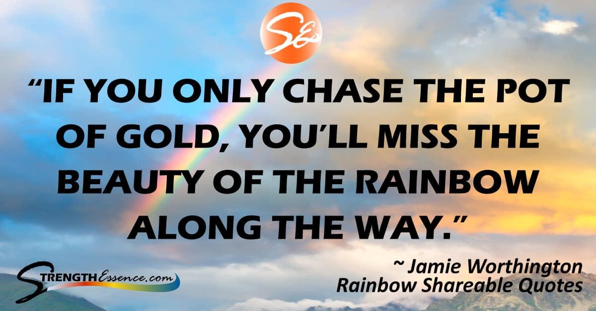 Inspirational Rainbow Quotes #rainbowquotes #rainbow #inspirationalquotes #inspirationalquotesmotivation #motivationalquotes