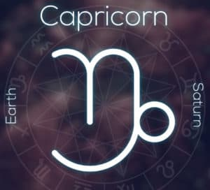 zodiac signs for december - capricorn