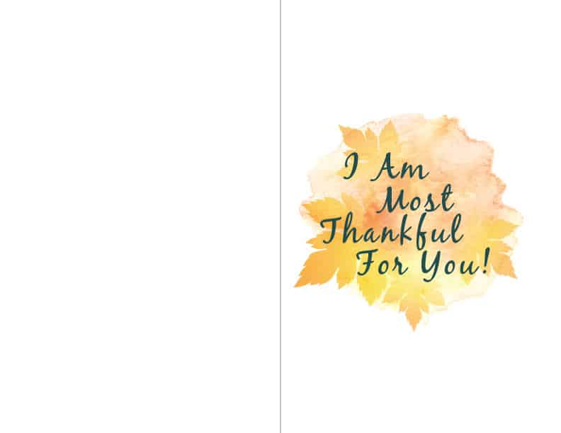 free thanksgiving day printable card .pdf