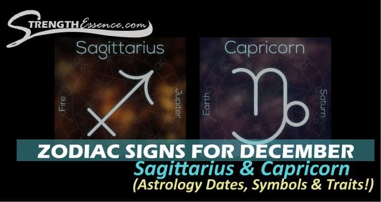 december birthday zodiac sign