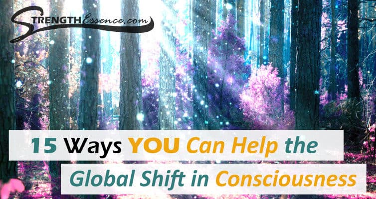 global shift in consciousness