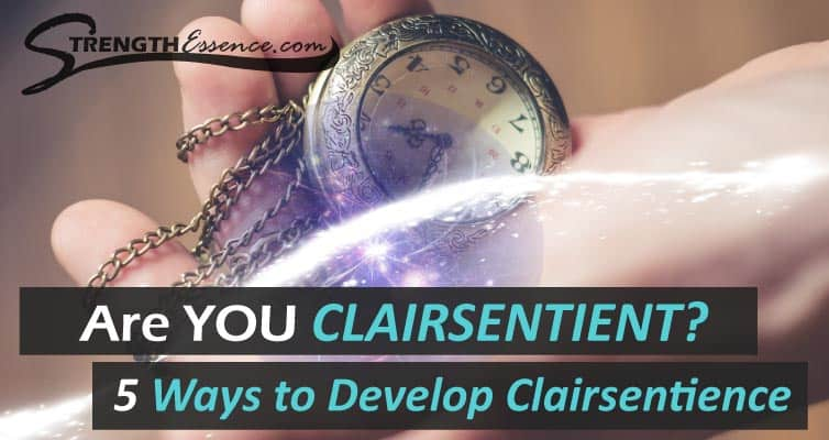 clairsentient meaning