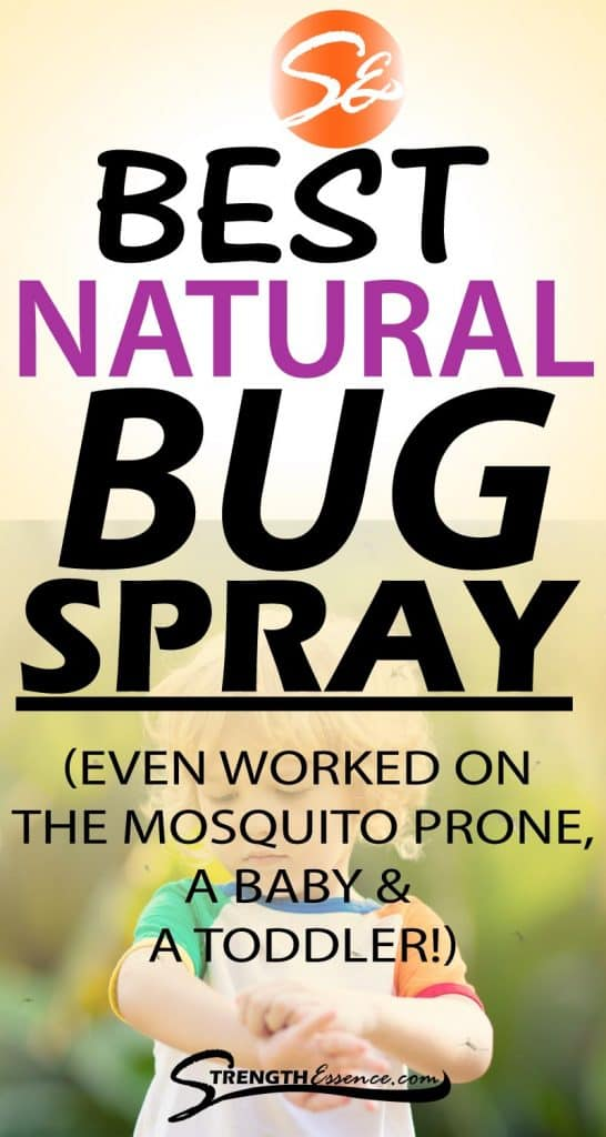 best natural bug spray