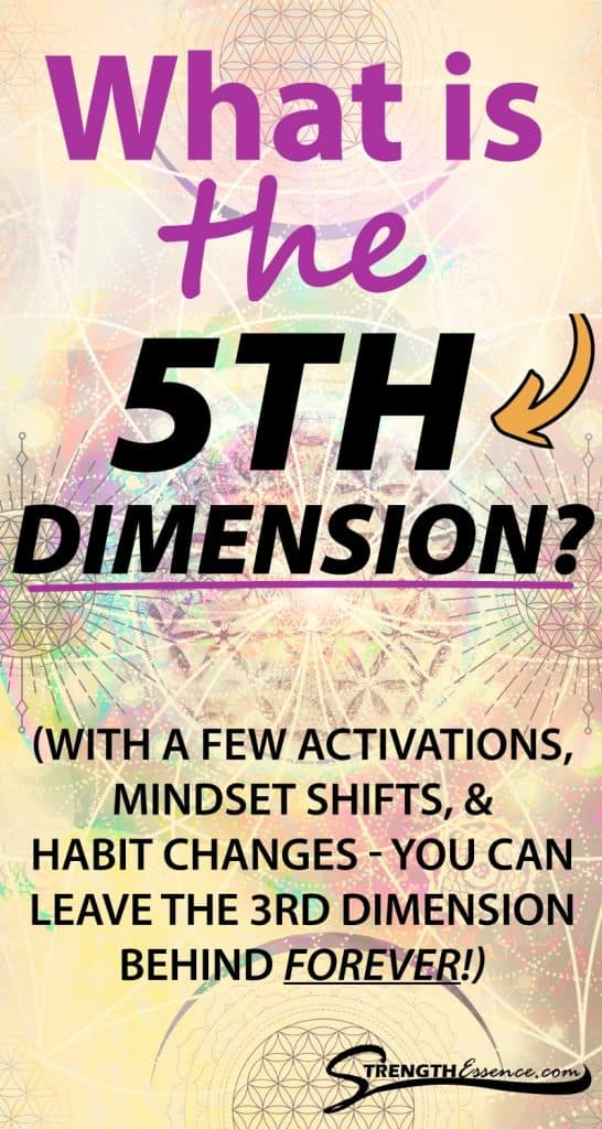 what is the 5th dimension