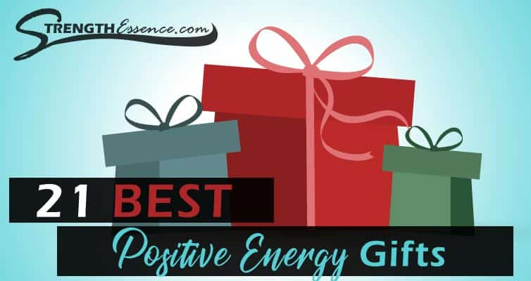 gifts for positive energy