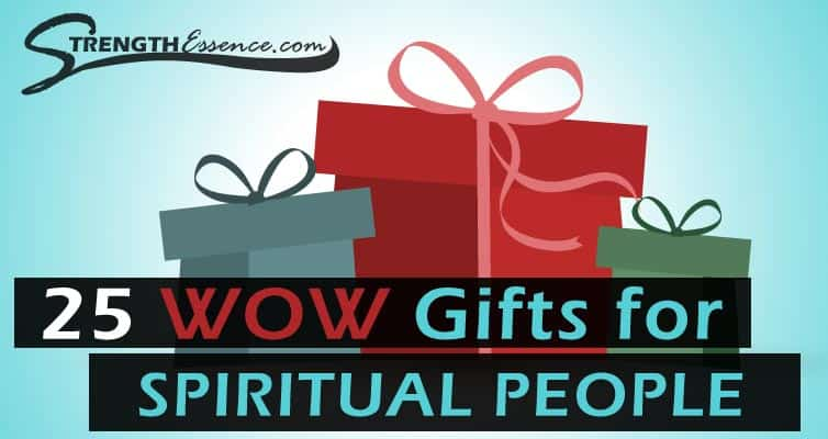 gifts for spiritual person