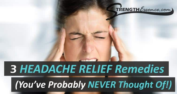 headache relief quick