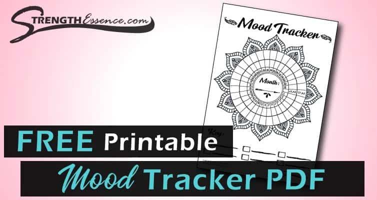 mood tracker pdf