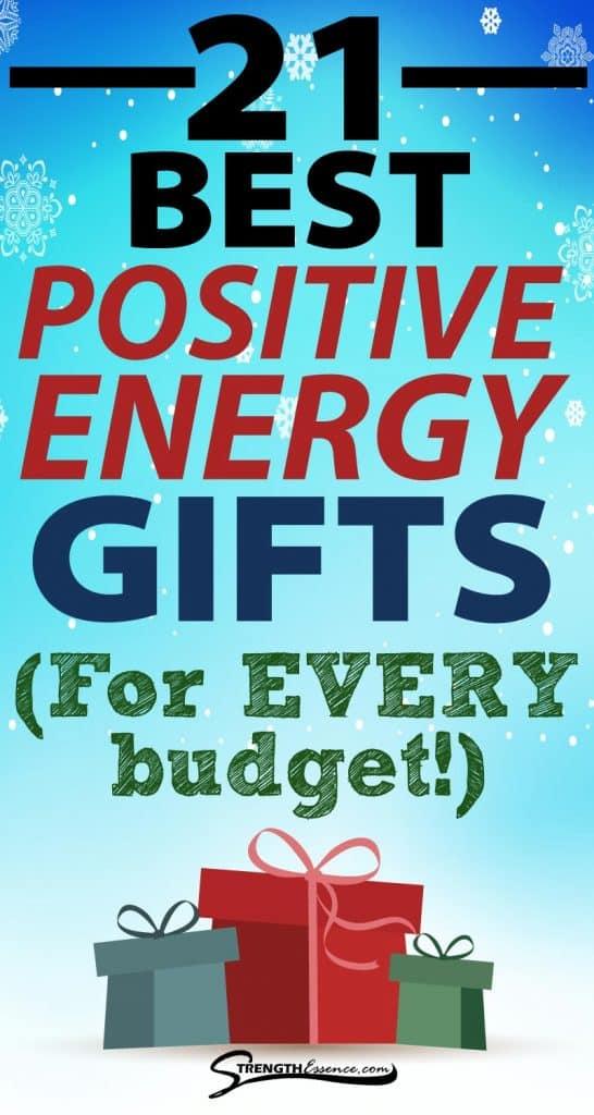 positive energy gifts