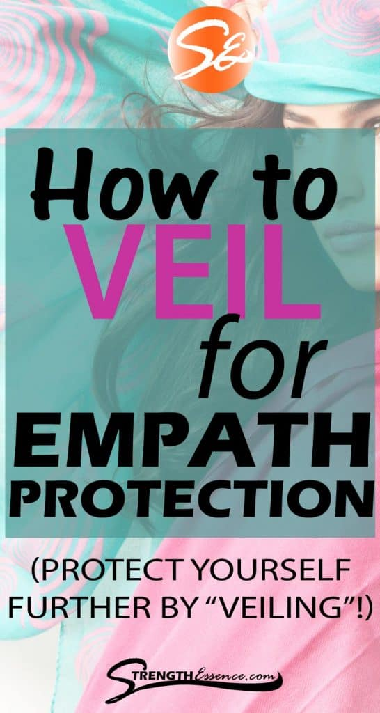 veiling for empaths