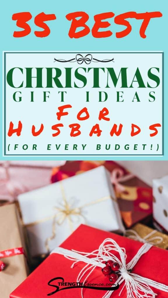 christmas gifts for husband 2020
