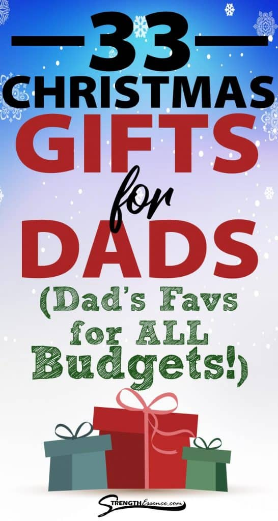good christmas gifts for dad 2020