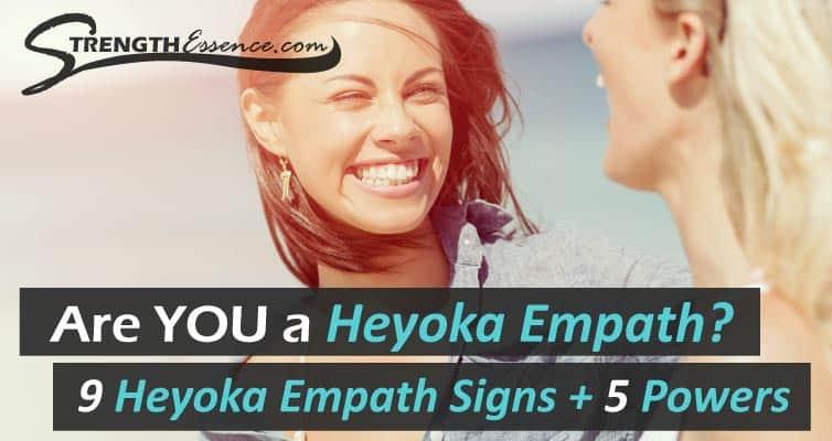 heyoka empath