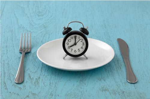 intermittent fasting law of attraction