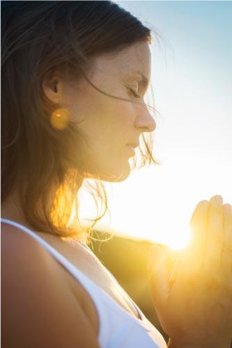 manifesting through fasting