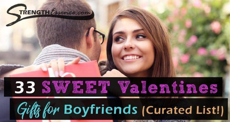 valentines day gift ideas for boyfriend