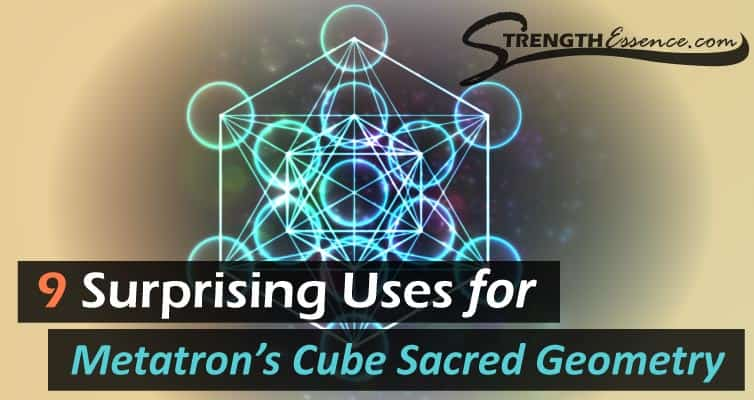 metatron's cube meaning