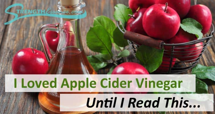 apple cider vinegar liver detox