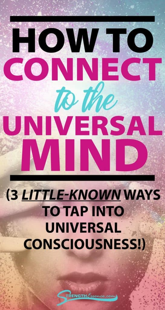 what is the universal mind