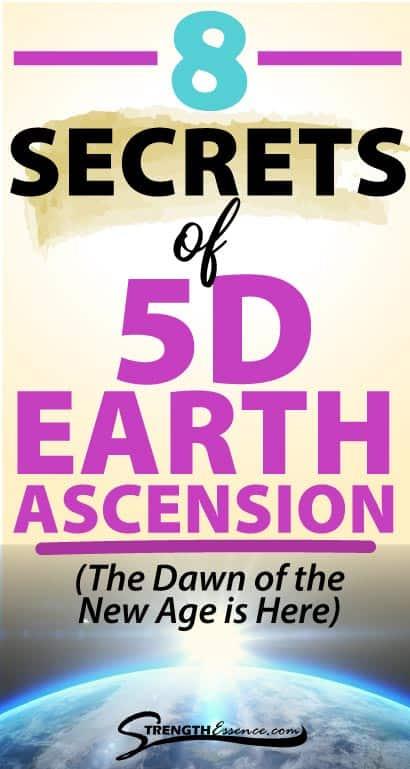 earth ascension