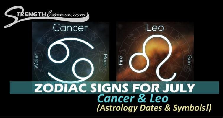 july zodiac sign