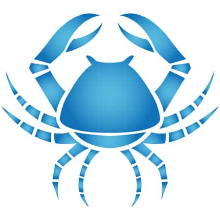 july zodiac symbol cancer crab