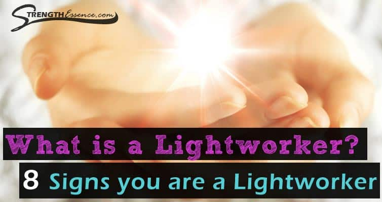 signs of being a lightworker