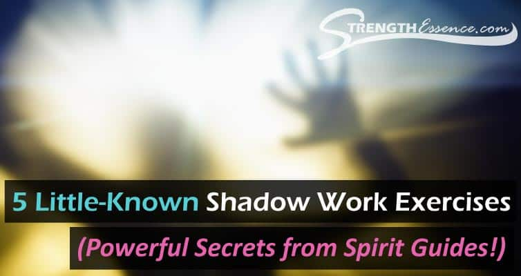 how to do shadow work