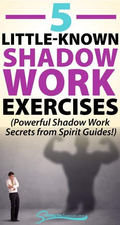 shadow work exercises