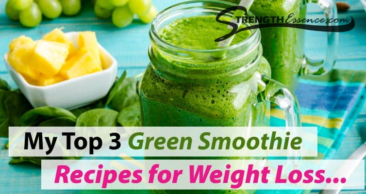 green smoothie recipes for weight loss and detox